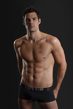 Australian Olympic Swimmer Christian Sprenger | A Totally Scientific Ranking Of 24 Male Athletes Turned Underwear Models