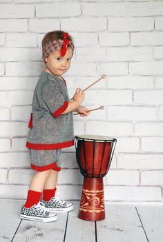 Wiosenny komplecik dziecięcy #kids #dzieci #child #kidsfashion #kidzfashion #fashionkids #moda #modadziecięca #cute #cutest_kids #cute #baby #babiesfashion #stylishchild #kokilok