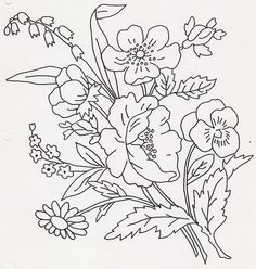 Bouquet of Flowers by jeninemd, via Flickr