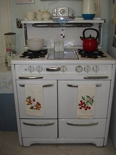 Love these kind of stoves!