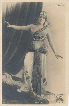 Heglon.  Reutlinger Postcard.  SIP Series 87 No. 2.