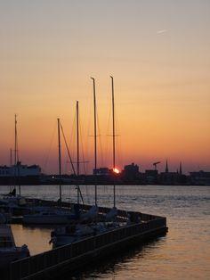 Charleston, SC... awesome sunset!