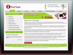 1 Year Loan we have arranged a hassle free and easy to understand online application procedure in UK. Make use of the form and get a loans deal that best suits your cash requirement today for better tomorrow!