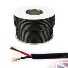 240v Cable 4mm Tri Rated Cable 4.0mm Automotive Cable 12//24v Auto Charging
