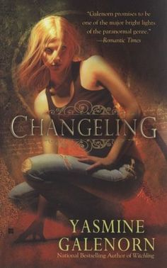 Changeling (Otherworld #2) by Yasmine Galenorn