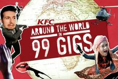 KFC Goes in Search of the 'World's ...