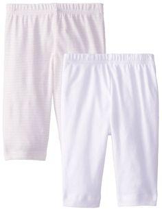 Amazon.com: Gerber Unisex Baby 2-Pack Pant: Clothing