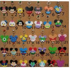 Easy Perler Bead Patterns, Melty Bead Patterns, Diy Perler Beads, Perler Bead Art, Beading Patterns, Hamma Beads 3d, Pearler Beads, Fuse Beads, Eeyore