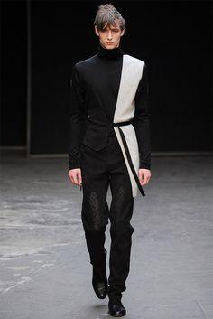 #Menswear #Trends Lee Roach Fall Winter 2015 Otoño Invierno #Tendencias #Moda Hombre F.Y.
