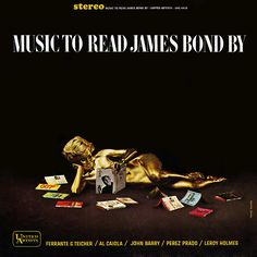 various artists - 'Music to Read James Bond by' 1968