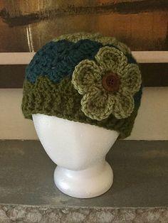Ravelry: Kbassinger's Divine Hat with Flower