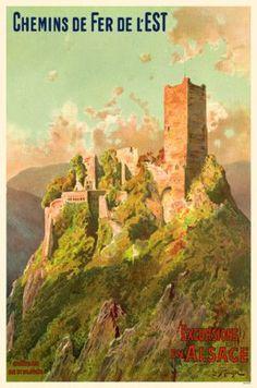 Chemins de Fer de L'est Alsace