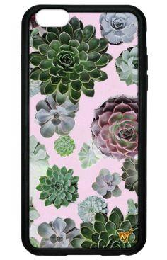 Succulent iPhone 6 Plus Case