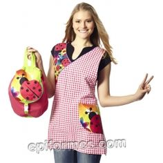 ESTOLA MARIQUITAS FUCSIA + (Regalo) Teachers' Day, Applique Patterns, Teacher Gifts, Smocking, Tutu, Kids Fashion, Dress Up, Summer Dresses, Female