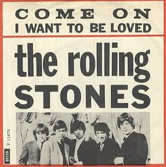 June 7, 1963 - The Rolling Stones released their debut single, Come On. Recorded the previous month, the track was originally written and released by Chuck Berry in 1961. The B-side was also a cover version, Willie Dixon's I Want to Be Loved