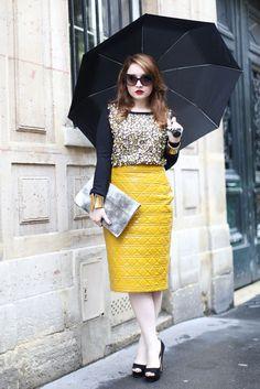 PLEASE, Mind The GAP: Paris Fashion Week 2013