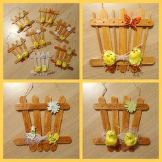 Prosím nekomentovať, dávam do súťaže Lolly Stick Craft, Diy Popsicle Stick Crafts, Popsicle Sticks, Mothers Day Crafts, Easter Crafts For Kids, Diy Niños Manualidades, Spool Crafts, Basket Crafts, Dollar Store Crafts