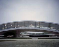 Rolex Learning Center by SANAA (Kazuyo Sejima & Ryue Nishizawa)