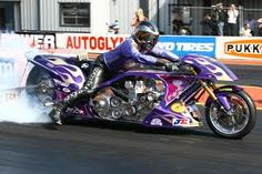 Fast Bikes: 2012 Motorcycle Drag Racing Results & Pictures
