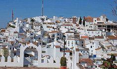 Pueblos-andaluces: Comares (Málaga)