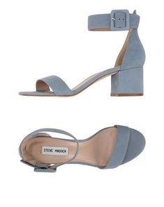 8542924bb1d5 STEVE MADDEN Women s Sandals Slate blue 6.5 US