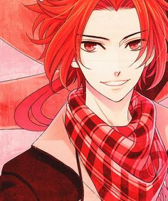 brothers conflict yusuke... I want him and Ema together :)))