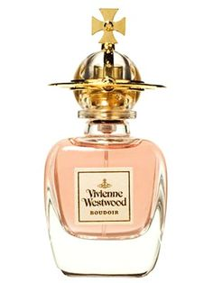 Boudoir was created by Vivienne Westwood in 1998 and is recommended for evening wear. This feminine scent possesses a blend of classic oriental and floral scent. Boudoir is an intimate, luxurious and elegant harmony of viburnum and marigold, rose and orange blossom, cinnamon, sandalwood and vanilla.