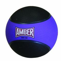 Amber Sporting Goods Rubber Medicine Ball (2-Pound) by Amber, http://www.amazon.ca/dp/B002PLHRNK/ref=cm_sw_r_pi_dp_KOnSrb146MNN7