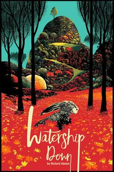 'Watership Down' (Regular Edition) by Chris Thornley