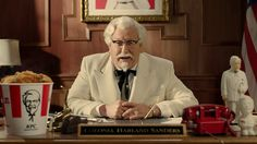 The State of Kentucky Fried Chicken Address