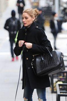Olivia Palermo - December 2014