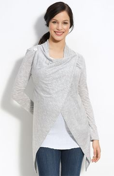 Do you have to be preggers to have this sweater!?