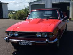 1974 Triumph Stag 2d Convertible - JCW5040111 - JUST CARS Reliable Cars, Kill Switch, New Tyres, Cars For Sale, 2d, Convertible, Classic Cars, How To Find Out, Infinity Dress