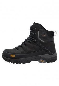 Jack Wolfskin - IMPULSE PRO TEXAPORE O2 MID - Walking boots - phantom  Walking Boots 63bfdf1fd7