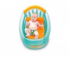 Bañera para bebés inflable Jane