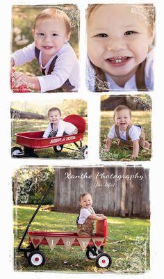 Xanthe Photography { for life } Christmas Mini Session