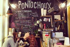 Restaurant Pontochoux à Paris