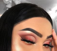 Shared by nike. Find images and videos about style, beauty and makeup on We Heart It - the app to get lost in what you love. Kiss Makeup, Cute Makeup, Glam Makeup, Gorgeous Makeup, Pretty Makeup, Simple Makeup, Makeup Inspo, Makeup Art, Makeup Inspiration