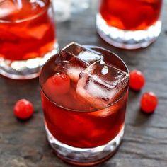 Cherry Whiskey Smash (recipe)