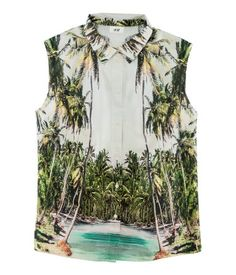 what a fantabulously tropical top...