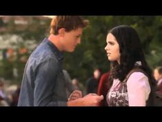 Mine. Hes so cute. Switched At Birth: Bay & Emmett Kiss