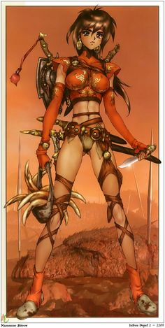 Masamune Shirow Art 129.jpg: