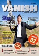VANISH Magazine June/July 2012 - Steve Valentine eBook DOWNLOAD Steve Valentine, Six Thinking Hats, Magic Book, Big Guys, The Magicians, Jokes, Magazine, Editor, Products
