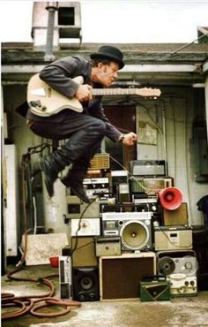 """It ain't no sin, to take off your skin and dance around in your bones"" - TomWaits"