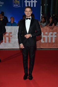Jeremy Renner au Festival International du Fim de Toronto