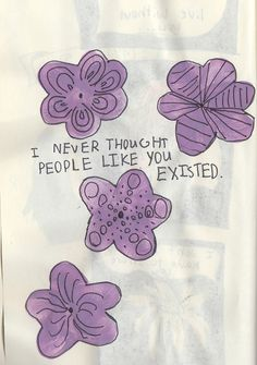 I never thought people like you existed....pinned by ♥ wootandhammy.com, thoughtful jewelry.