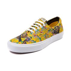 Vans Era Beatles Garden Skate Shoe. IM BUYING THESE AND NO ONE CAN STOP MEEE d8ec21446