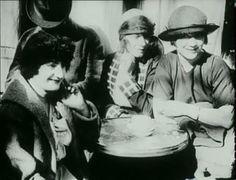 Natalie Clifford Barney, Janet Flanner, and Djuna Barnes in 1925.