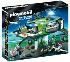 PLAYMOBIL 5149 - Base de los E-Rangers Future Planet - [tienda.boncrecer.com]