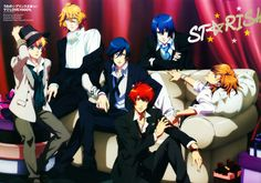 This information is given by the official Twitter account for Tower Records' anime unit reported from Sunday's Uta no Prince Sama -Maji Love 1000% 2'nd stage. Description from mysticalcrimsonsky.wordpress.com. I searched for this on bing.com/images